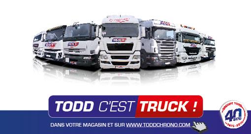Camions trucks TODD