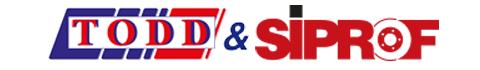 Logo Partenariat TODD-SIPROF : garnitures et plaquettes de frein
