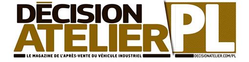 Logo du magazine Décisions Atelier PL