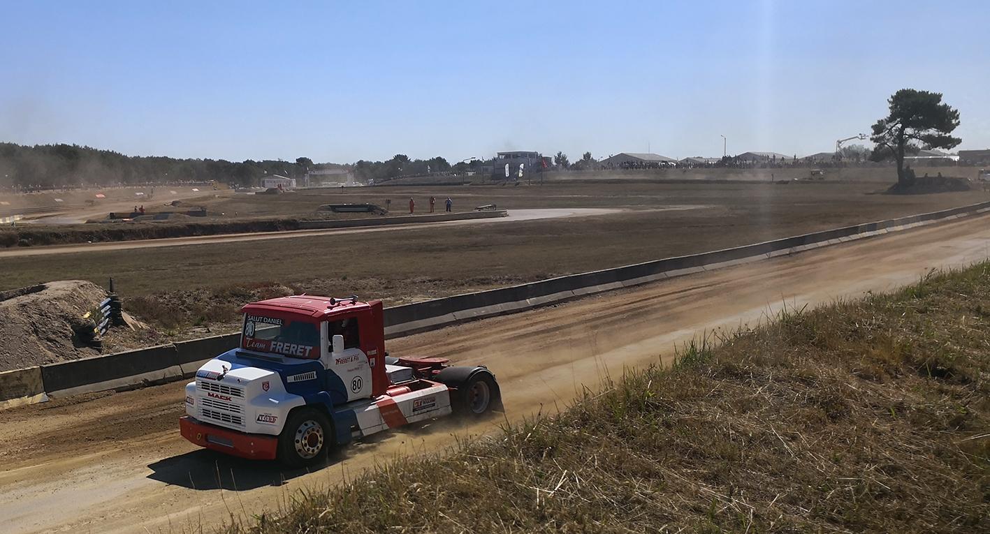 team Freret camion cross